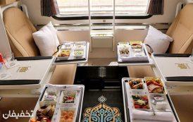 با بهترین قطارهای تهران مشهد آشنا شوید