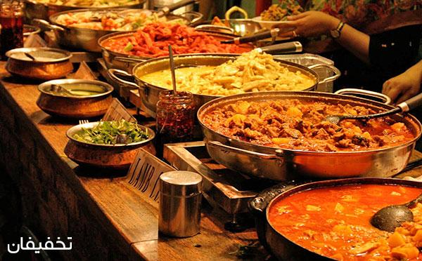 بهترین رستوران های هندی تهران کدامند؟
