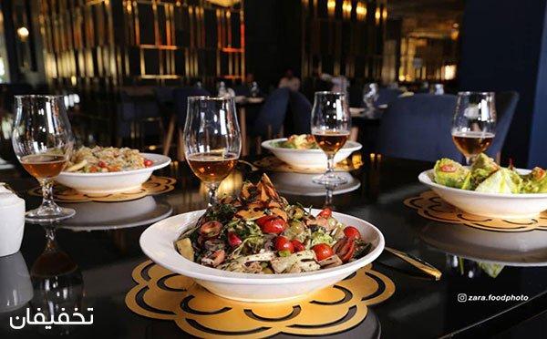 پرفروشترین رستورانهای تهران در تخفیفان، ویژه هفته چهارم مهر ۹۷