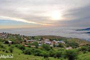 روستای فیلبند، مرتفعترین ییلاق مازندان با چشماندازی باورنکردنی