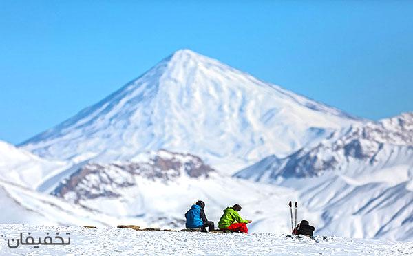 با پیست اسکی دیزین، بزرگترین پیست اسکی خاورمیانه بیشتر آشنا شوید