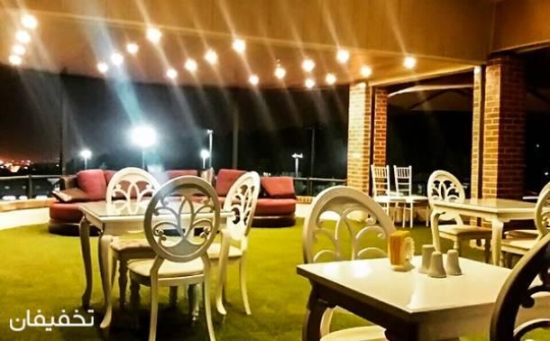 کافه کباب بام چیتگر
