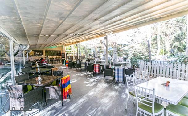 کافه رستوران ریبار