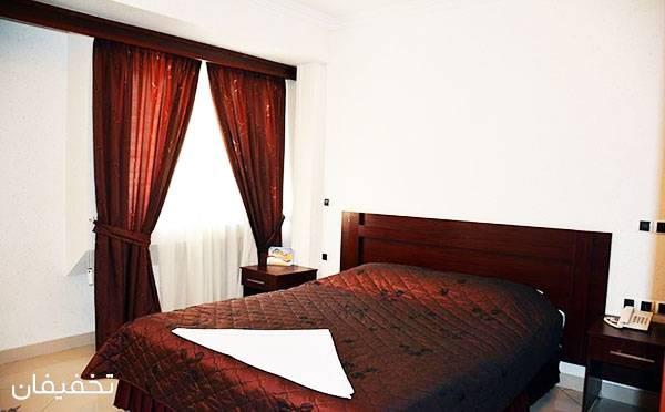 هتل ارم مشهد ویژه یک شب اقامت با صبحانه به ازای هرنفر تا ۴۶% تخفیف