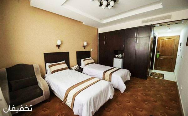 هتل زیارت مشهد ویژه یک شب اقامت فولبرد به ازای هر نفر تا ۳۰% تخفیف