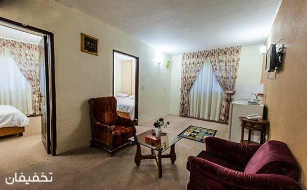 هتل آپارتمان سیبا مشهد