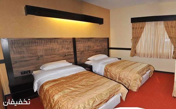 هتل سه ستاره تاپ آپادانا ویژه یک شب اقامت فولبرد(صبحانه،ناهار،شام) تا ۳۰٪ تخفیف