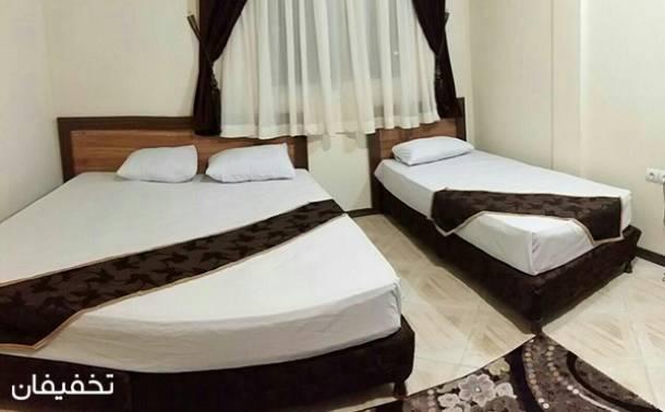 هتل سه ستاره فرزانگان مشهد