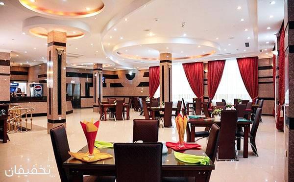هتل هلیا مشهد ویژه یک شب اقامت با صبحانه به ازای هرنفر تا ۳۰% تخفیف