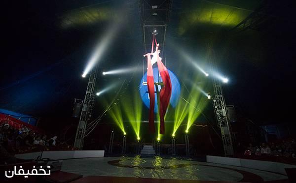 بازگشت سیرک ایران پرتغال، اینبار در کرج و با برنامههای جدیدتر و خاصتر توسط هنرمندان بین المللی ۱۰ کشور
