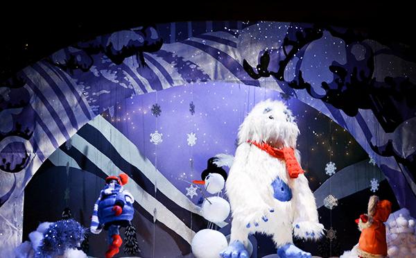 تئاتر قصه قصر یخی - اندرزگو