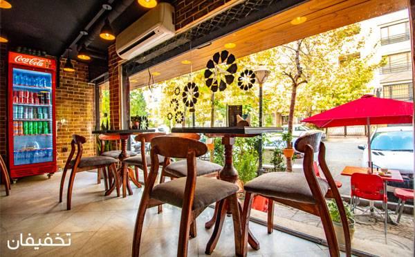 کافه رستوران مس مس - سعادت آباد