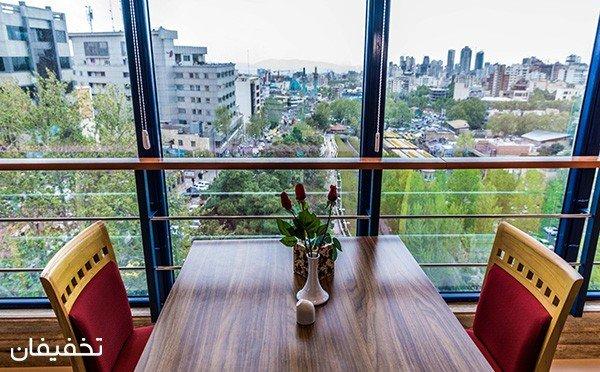 رستوران لوکس قصر آریا ویژه بوفه نهار و شام به همراه موسیقی زنده با ۴۰% تخفیف