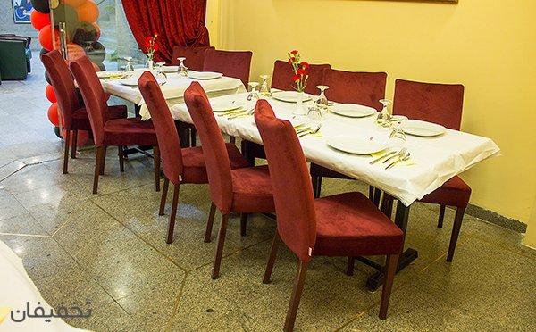 ۵۳% تخفیف رستوران شاندیز صفدری ویژه منوی باز