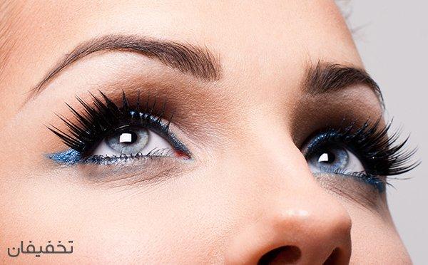 ۸۰  % تخفیف اصلاح صورت و ابرو در سالن زیبایی شبنم