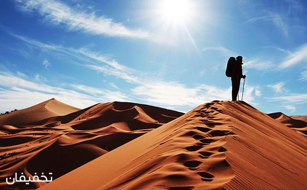 ۵۰% تخفیف تور نوروزی کویر مصر به همراه سافاری و موتور سواری رایگان از آژانس مسافرتی آتلان گشت