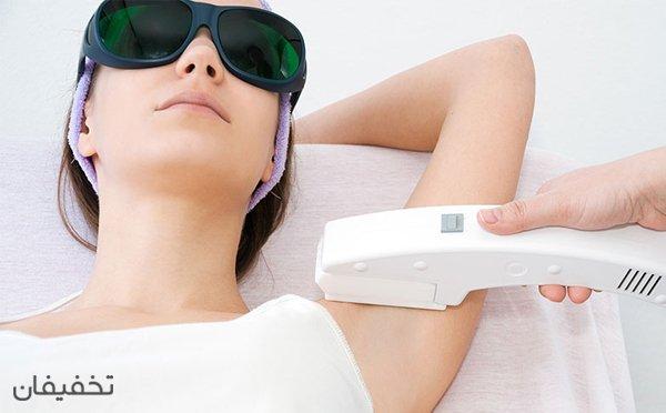 ۹۱% تخفیف برای کوپن لیزر Elight موهای زائد در مطب دکتر کاظمی